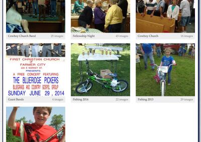 Farmer City Christian Church Events Page photo