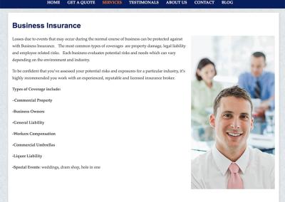 Illini Insurance service page