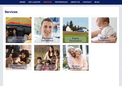 Illini Insurance services page