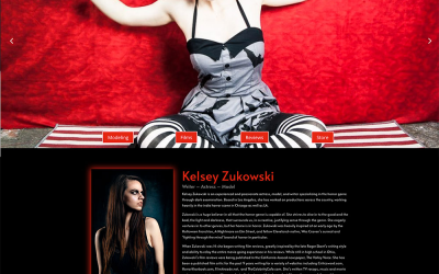 Kelsey Zukowski's  Website Resign