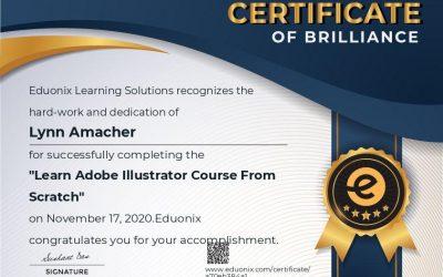 Illustrator Certification